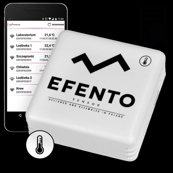 System monitorowania tempertury z powiadomieniem SMS